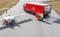 Brits postbedrijf gaat pakketjes per drone naar afgelegen eilandengroep vervoeren