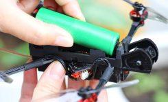 Rekon 3 nano FPV quad: meer een 'vliegende batterij' dan een drone