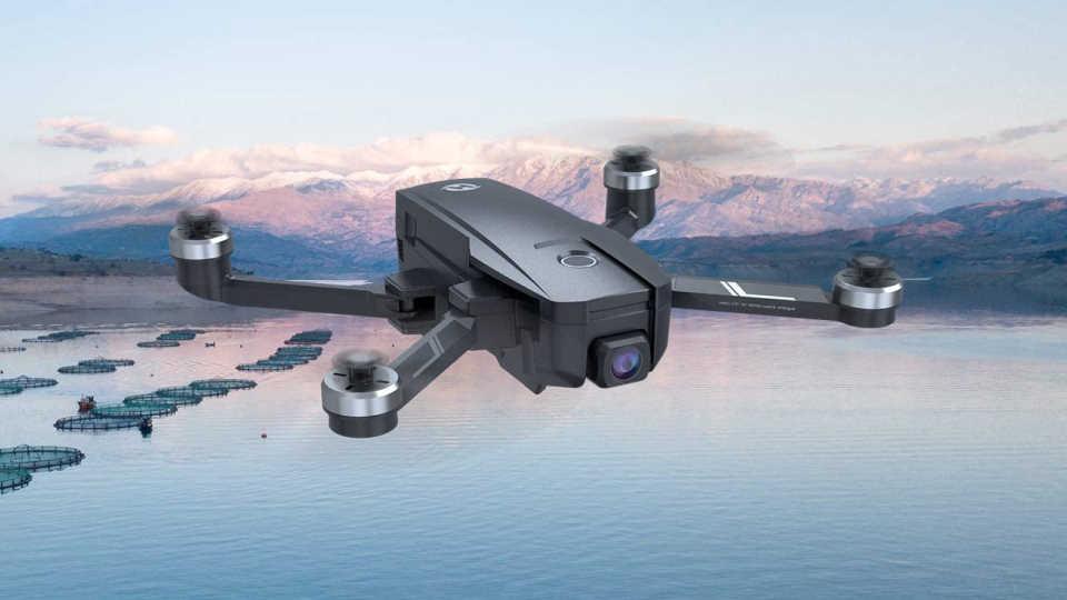 Holy Stone Hs720E Drone-Reeks