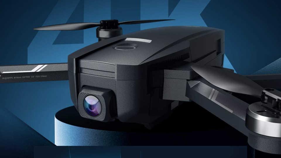 Holy Stone Hs720E Drone Ontwerp En Bouw