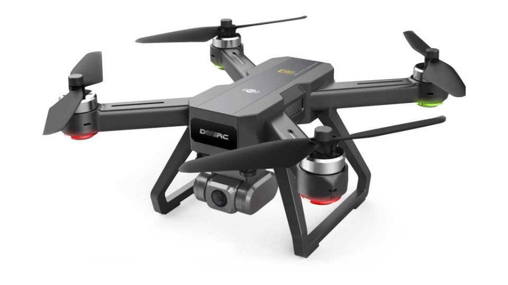 Deerc D15 Drone Review