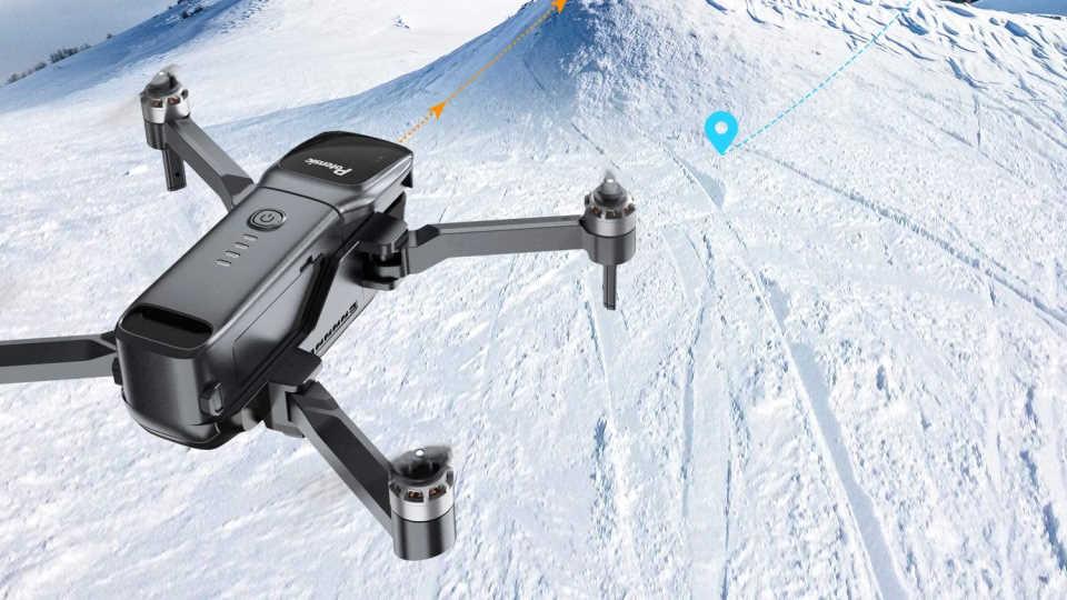 Potensic D68 Camera Drone