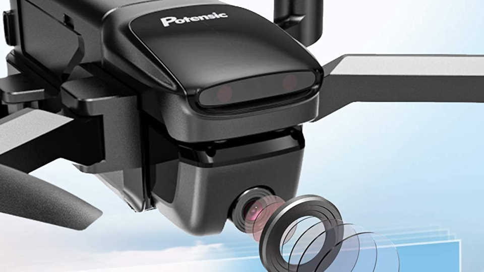 Potensic D68 Camera Drone Review