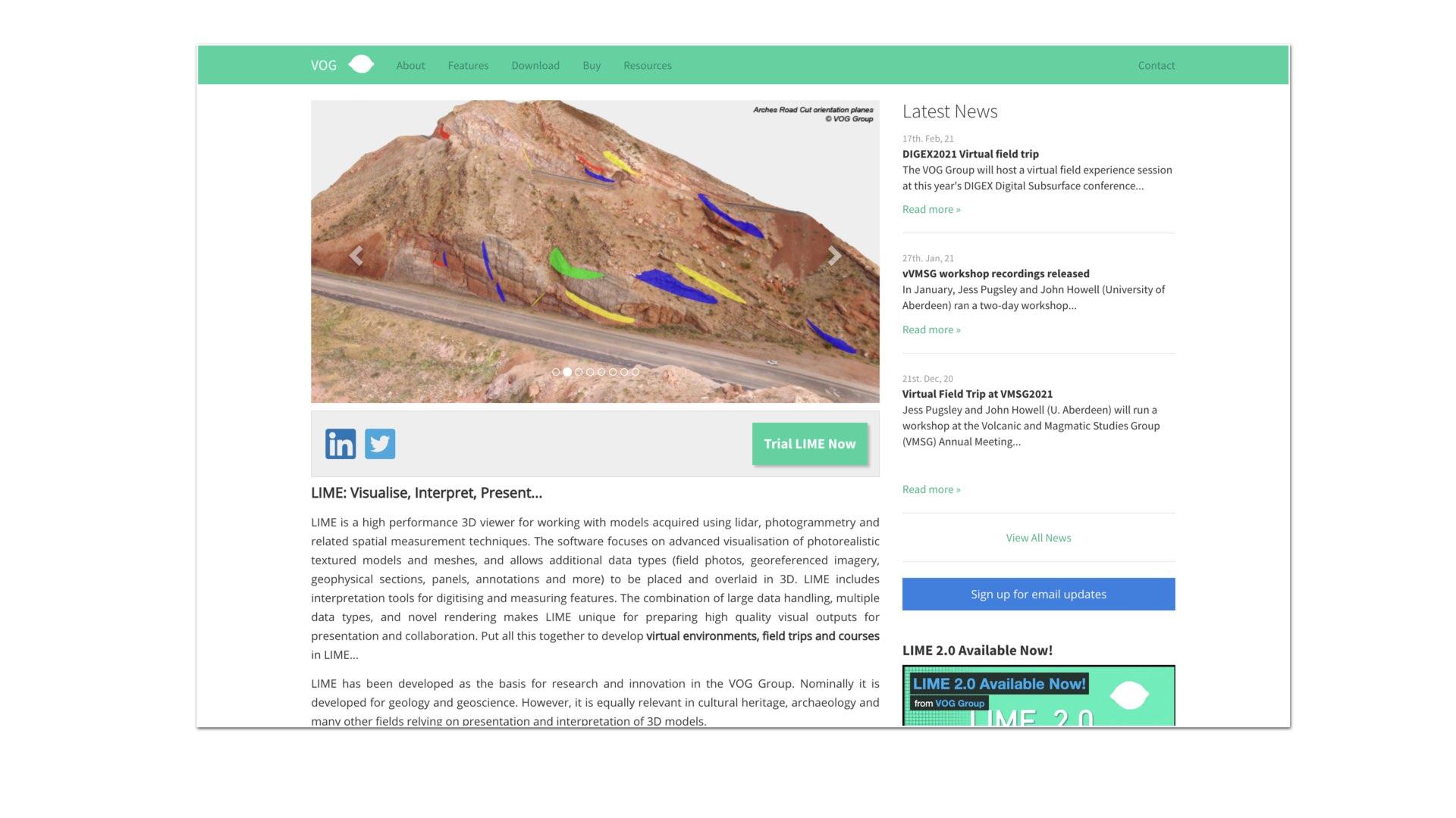 Lime Blog Voor Drone 3D-Modellen